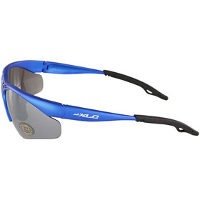 XLC Tahiti SG-C02 Brille, blue/mirrored